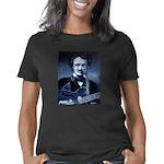 Edgar Allen Poe ROCKS! Women's Classic T-Shirt