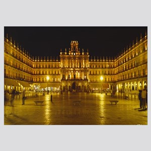 Plaza Mayor Castile and Leon Salamanca Spain