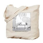 Awkward Moments in Animal Dating #4 Tote Bag
