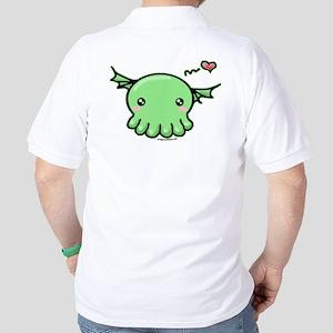 Sweethulhu cute Cthulhu Golf Shirt