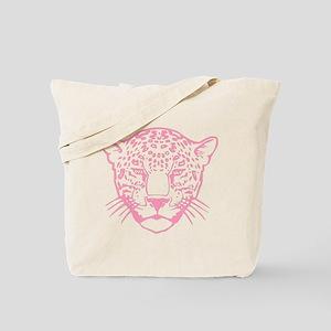 Pink Leopard. Tote Bag