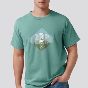 Sigma Beta Rho Mountai Mens Comfort Color T-Shirts