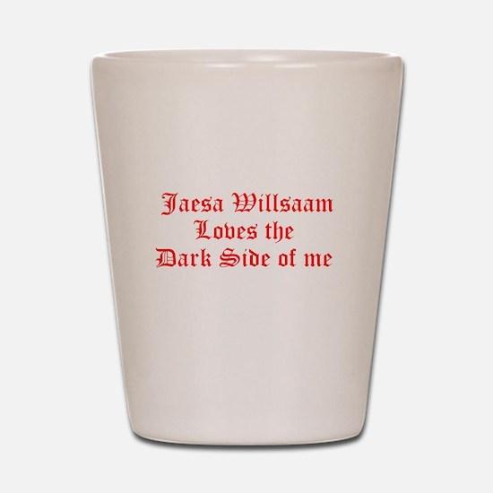 Jaesa Willsaam Shot Glass