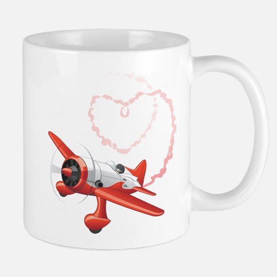 Just Plane Love Mug