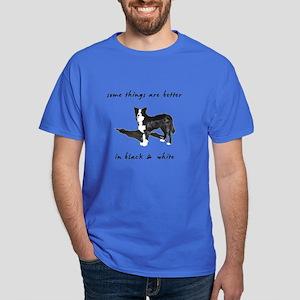 Border Collie Better Dark T-Shirt