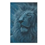 Ghostly Lion Postcards (Package of 8)