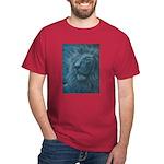 Ghostly Lion Dark T-Shirt