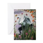 Grace in the Design Greeting Cards (Pk of 10)