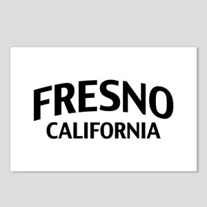 Fresno California Postcards (Package of 8)