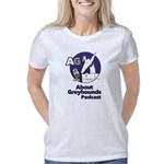 About Greyhounds Podcast Women's Classic T-Shirt