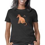 blk-bad-dingo Women's Classic T-Shirt