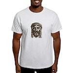 Jesus Face V1 Light T-Shirt