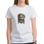 Jesus Face V1 Women's T-Shirt