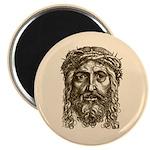 Jesus Face V1 Magnet