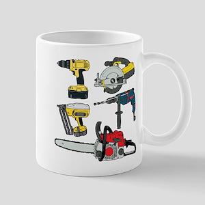 Power Tools. Mug