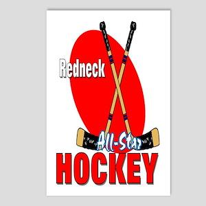 Rednexk Hockey Postcards (Package of 8)