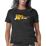 jguitar-icon-white-letters Women's Classic T-Shirt