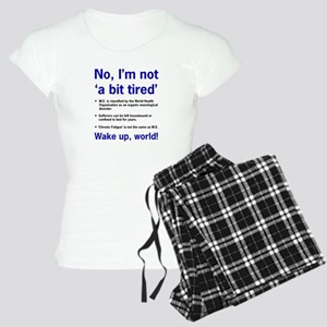 ME Awareness Women's Light Pajamas