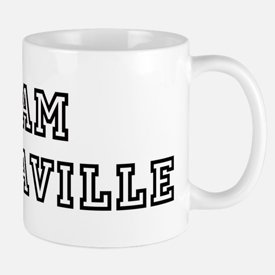 Team Brazzaville Mug