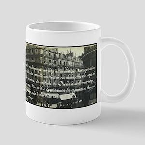 Paris Opera House View Mug