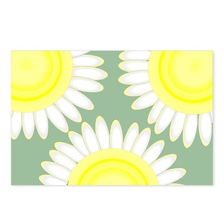 Giant Blossom Postcards (Package of 8)