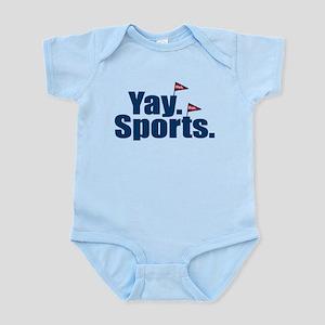 Yay Sports Meh Infant Bodysuit