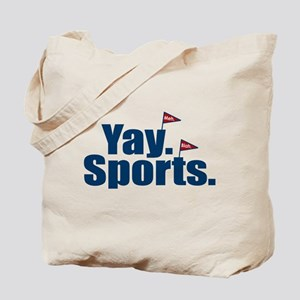 Yay Sports Meh Tote Bag