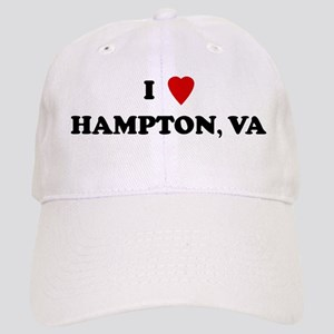 I Love Hampton Cap