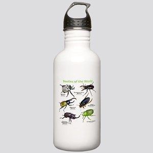 Beetles of the World Stainless Water Bottle 1.0L