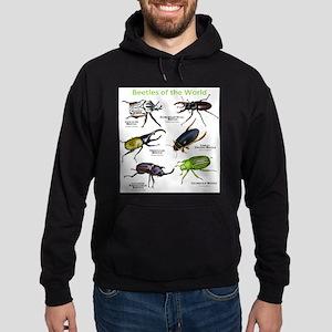 Beetles of the World Hoodie (dark)