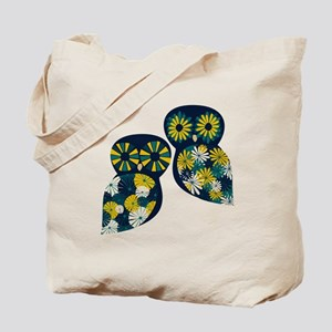 Jane Owls Tote Bag