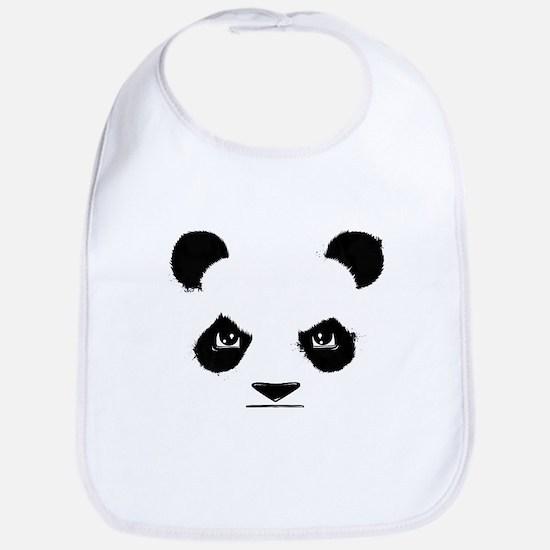 Thug Panda Bib