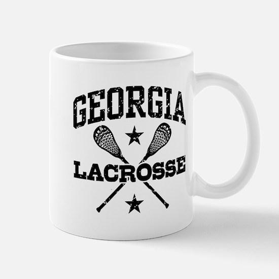 Georgia Lacrosse Mug