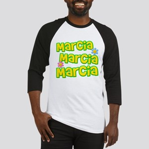 Marcia, Marcia, Marcia Baseball Jersey
