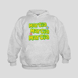 Marcia, Marcia, Marcia Kid's Hoodie