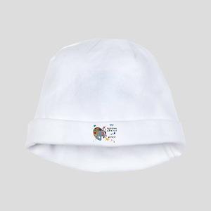 Artist At Work baby hat