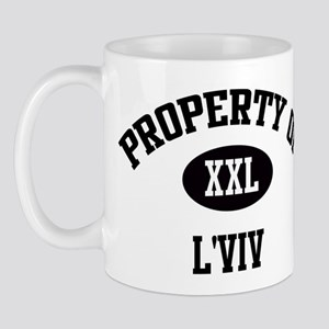 Property of L'viv Mug