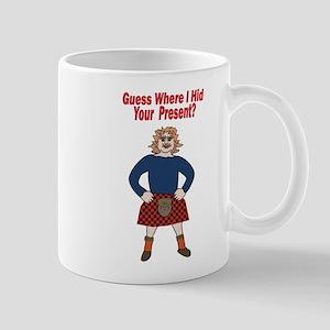 Sexy Scotsman / Mug