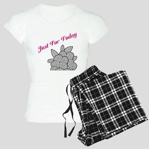JFT Flowers Women's Light Pajamas