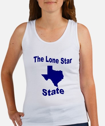 Texas: The Lone Star State Women's Tank Top