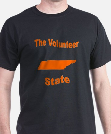 Tennessee: The Volunteer Stat T-Shirt