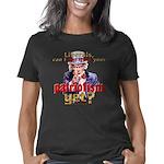 Question patriotism US trs Women's Classic T-Shirt