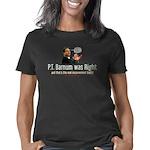 PT Barnum Gore trsp Women's Classic T-Shirt