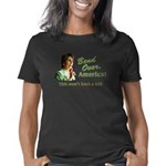 Bend over 1a trsp Women's Classic T-Shirt
