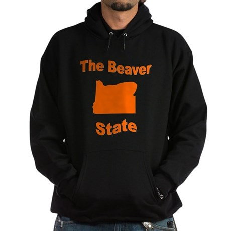 Oregon: The Beaver State Hoodie (dark)