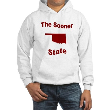 Oklahoma: The Sooner State Hooded Sweatshirt