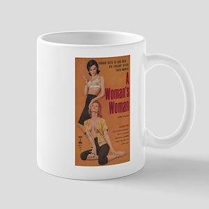 WOMAN'S WOMAN Mug