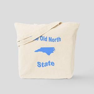 North Carolina: The Old North Tote Bag