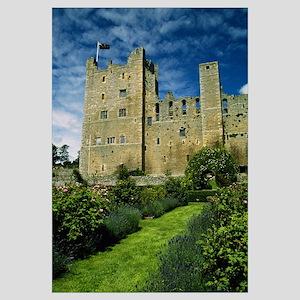 Bolton Castle, Yorkshire Dales, England.