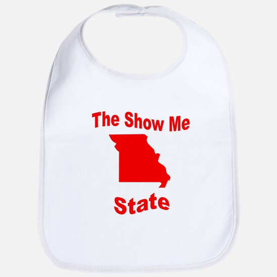 Missouri: The Show Me State Bib